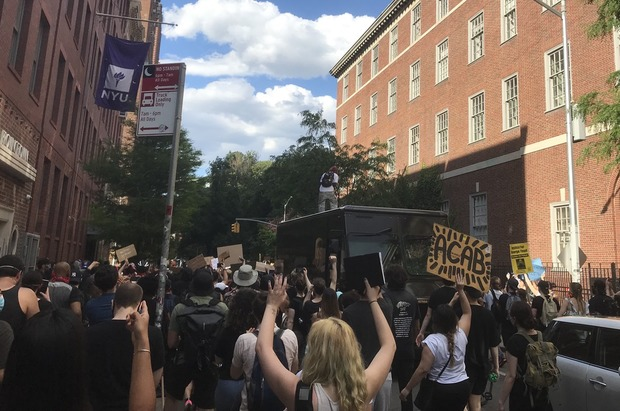 UPDATED: Black Lives Matter Protest Schedule for June 3, 2020 — News on Bushwick Daily