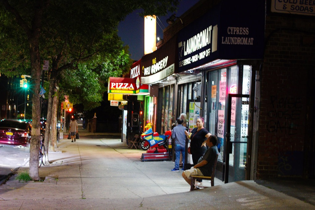This Corner at Ridgewood/Bushwick Border Has Been a Prostitution Hotbed for Three Decades — Long Reads on Bushwick Daily