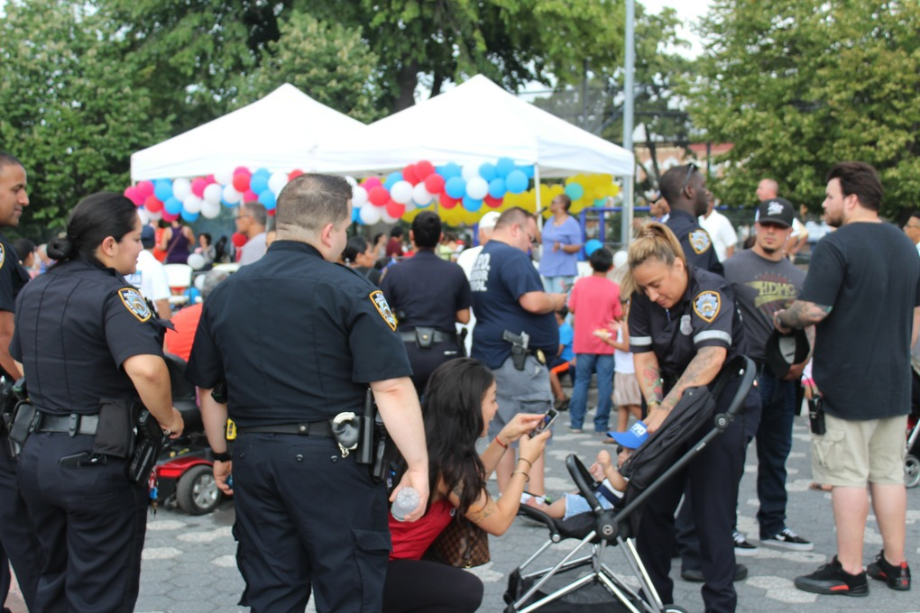 Police and Community Leaders Recognize Honorees at 35th National Night Out Against Crime — Community on Bushwick Daily