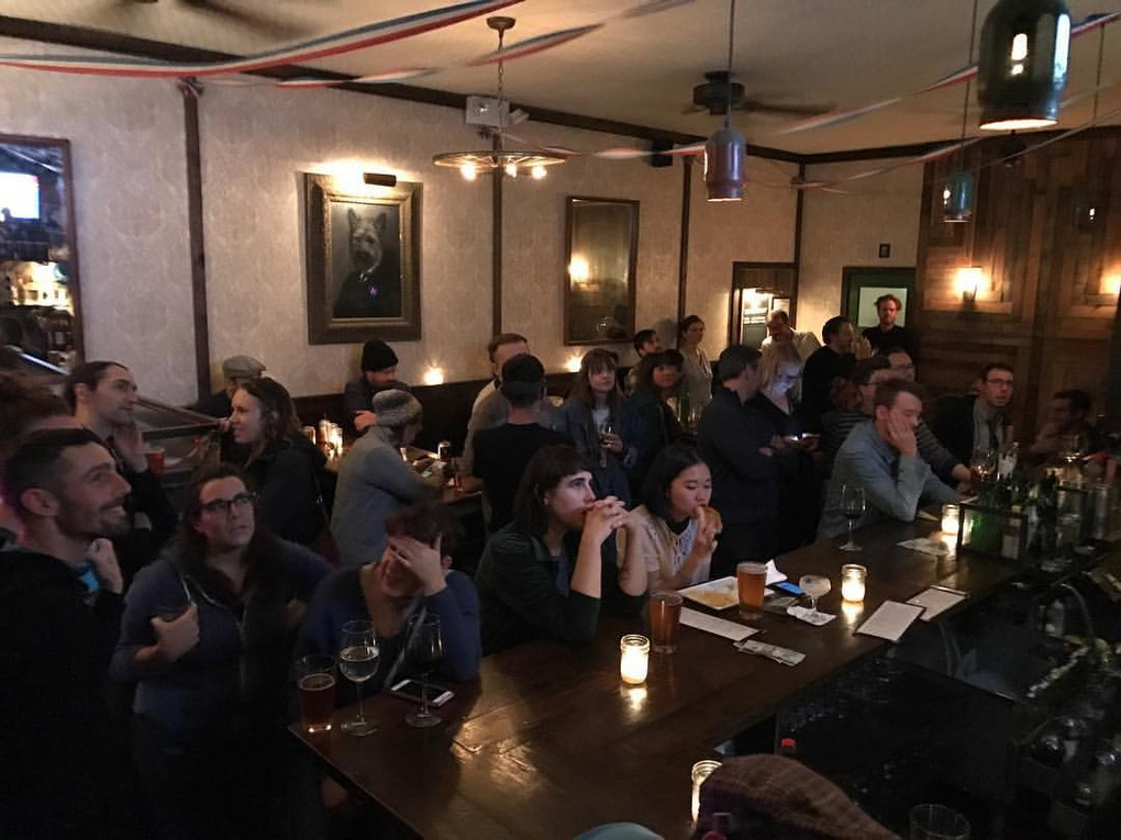 MILES, Bushwick's Cocktail Haven, Closes for Good — Bars on Bushwick Daily