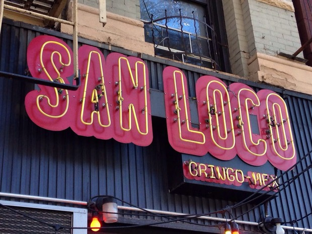 East Village Staple San Loco Is Coming to Bushwick Avenue  — Restaurants on Bushwick Daily