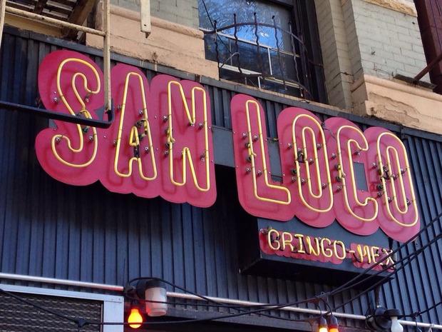 East Village Staple San Loco Is Coming to Bushwick Avenue  — Restaurants on Bushwick Daily