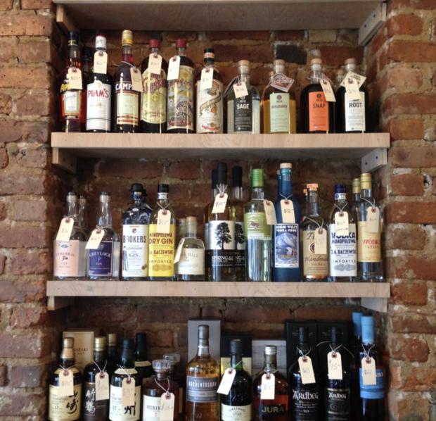 Bushwick's Best Wine Vendor is... Henry's Wine & Spirit! — Food and Drink on Bushwick Daily