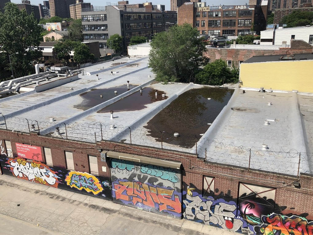 The Health Department Slaps Bushwick Developer with Extensive Violations Near Morgan L Train Stop — Community on Bushwick Daily