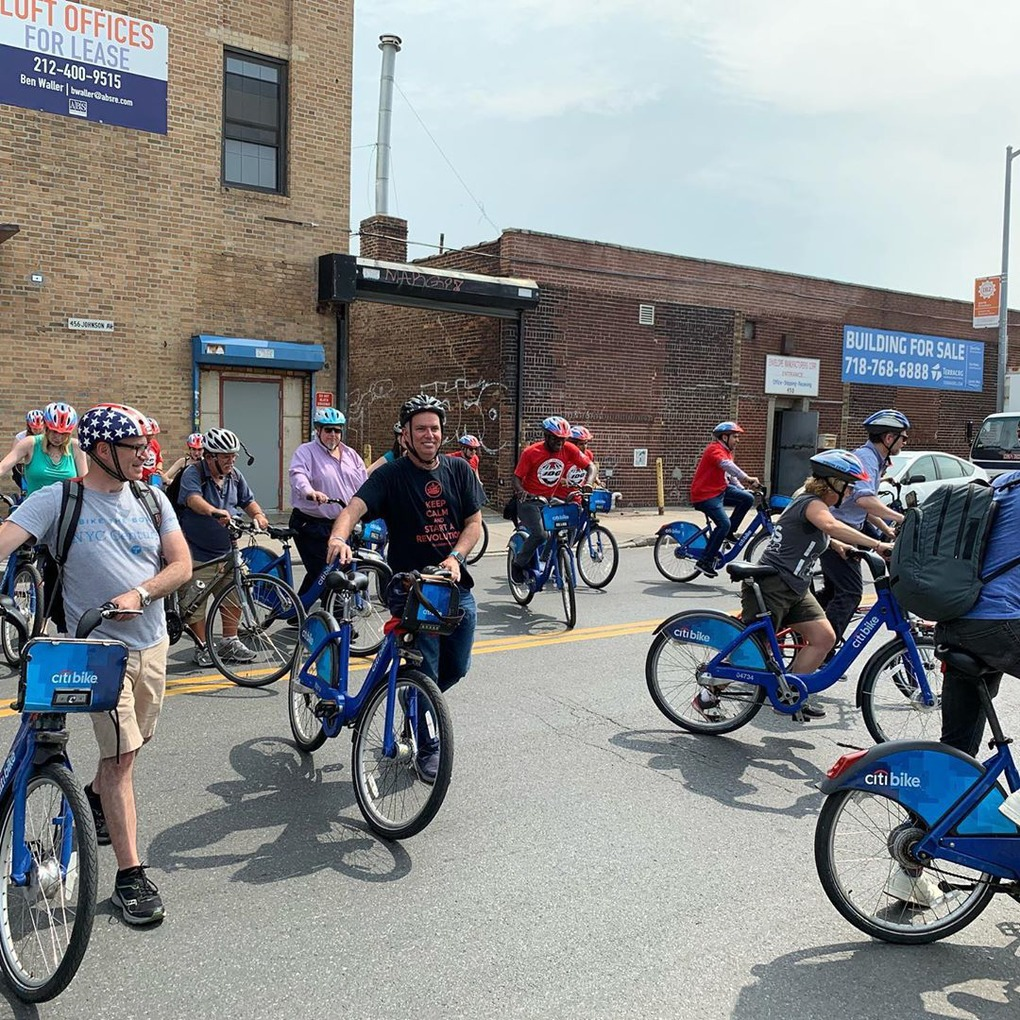 Grassroots Event Brings Drivers and Bikers Together to Find Common Ground — Community on Bushwick Daily