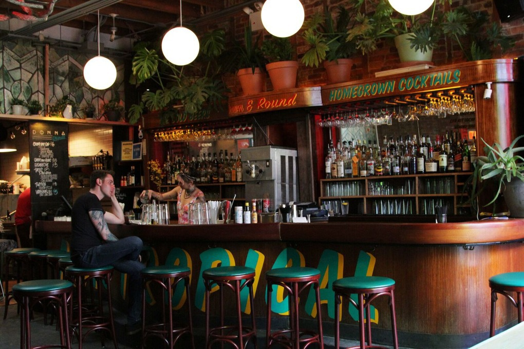 Mad Tropical Breathes Island Life into Tandem's Old Location — Bars on Bushwick Daily
