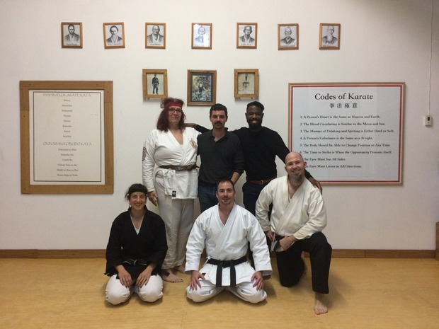 Learn to Defend Yourself In a Wildly Supportive Environment at This East Williamsburg Dojo — Community on Bushwick Daily
