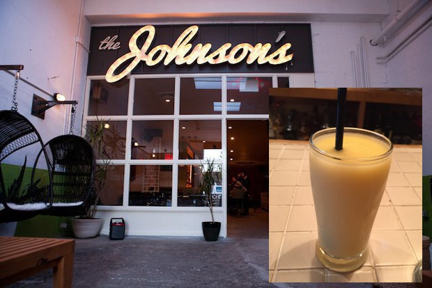 FYI: A Writer for The New Yorker Has a Soft Spot for $4 Slushy Cocktail from The Johnson's — Bars on Bushwick Daily