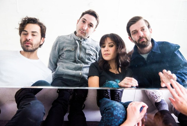 "Monograms Share Debut LP ""Living Wire"" — Bushwick Bandstand on Bushwick Daily"