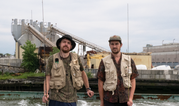 Ever Considered Fishing in Bushwick? A New Web Series Focused on Local Ecology Will Change Your Mind — Arts & Culture on Bushwick Daily