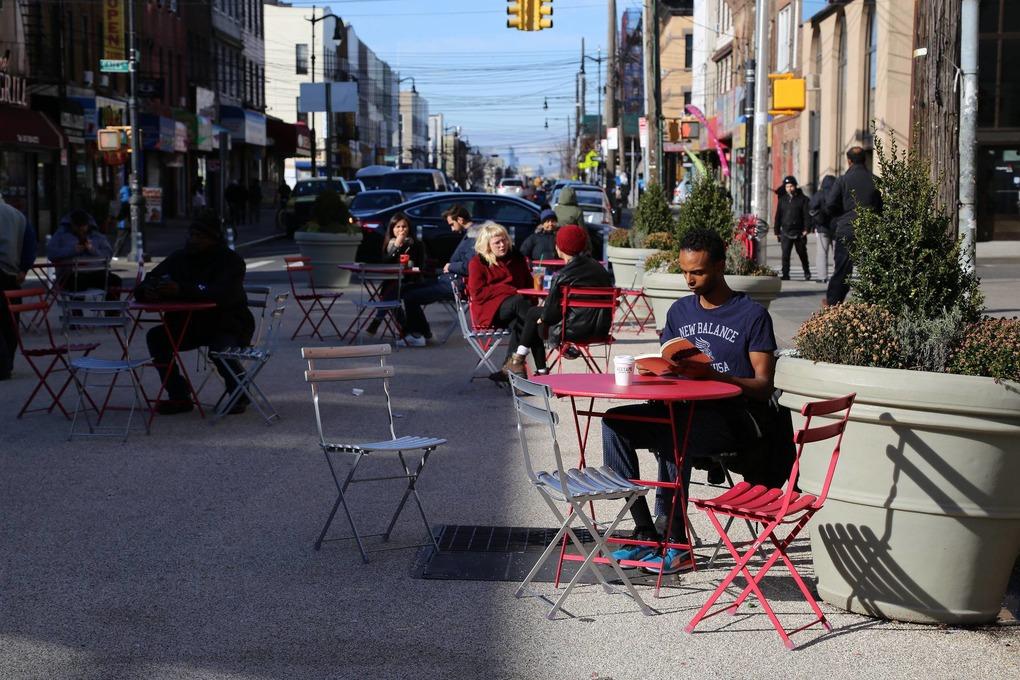 Bushwick's Myrtle/Wyckoff Plaza Will Feature a Weekly Friday Mini Market — Community on Bushwick Daily