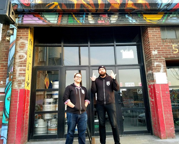Booze News: Braven Brewing Will  Finally Begin Production in Bushwick — Food and Drink on Bushwick Daily