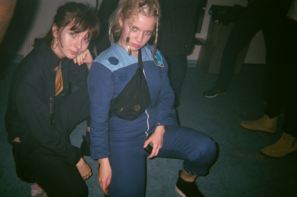 PHOTOESSAY: A Weekend With a Bushwick DJ and Her Disposable Camera — People on Bushwick Daily