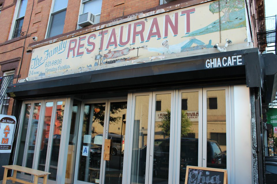 Faro's Chef Kevin Adey Will Open a Sichuan Restaurant in Cafe Ghia's Old Location — Restaurants on Bushwick Daily