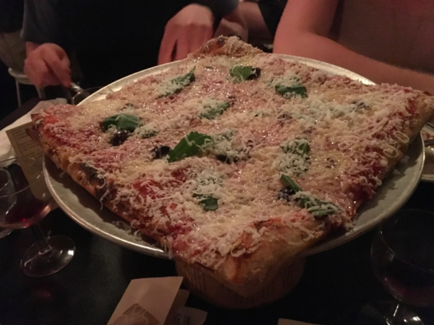 What to Order at Ops, Bushwick's Go-To for Pizza and Natural Wine — Food and Drink on Bushwick Daily