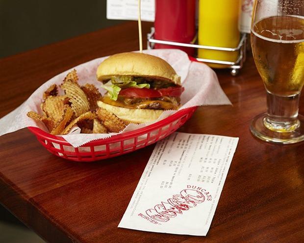 Duncan's Burgers is Back at Bushwick's Dromedary Bar — Restaurants on Bushwick Daily