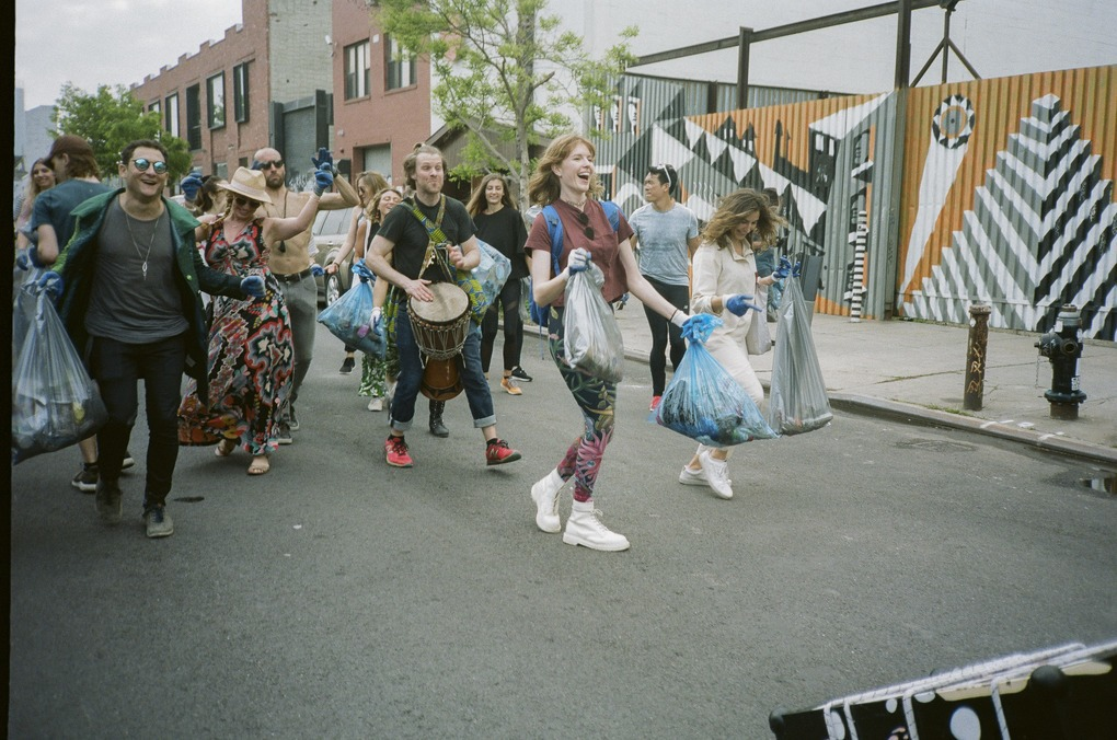 LitterRally: New Clean-Up Event Comes to Bushwick with Meditation