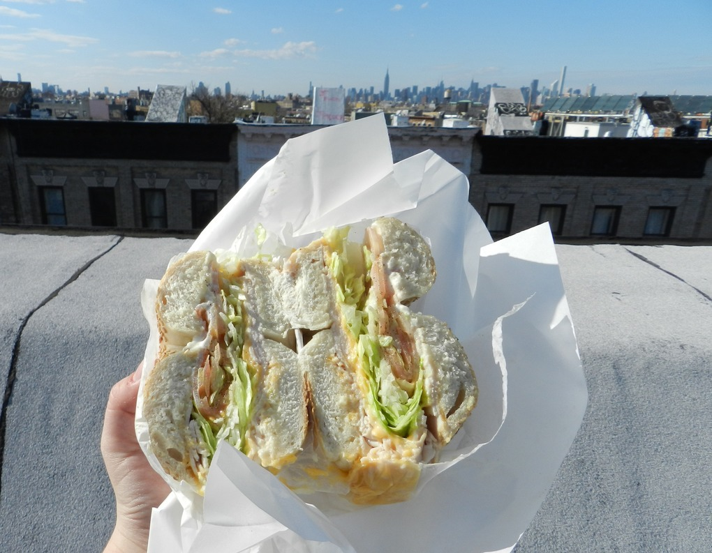 Bushwick's Best Bagel Spot is: Los Primos Grocery! — Food and Drink on Bushwick Daily