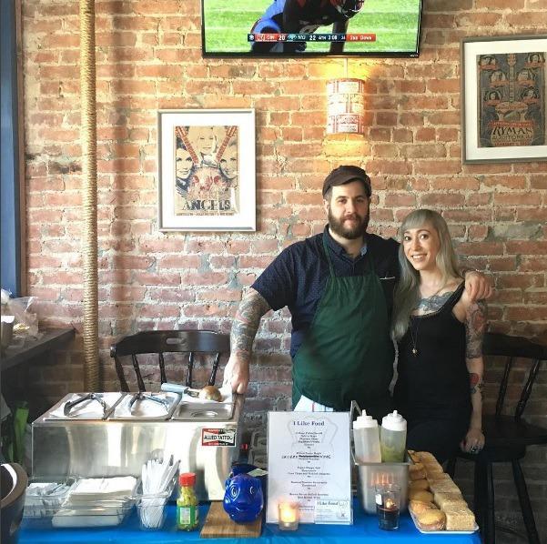 I Like Food, a Bushwick Pop Up, Has Launched a Campaign to Crowdfund a Permanent Home — Restaurants on Bushwick Daily