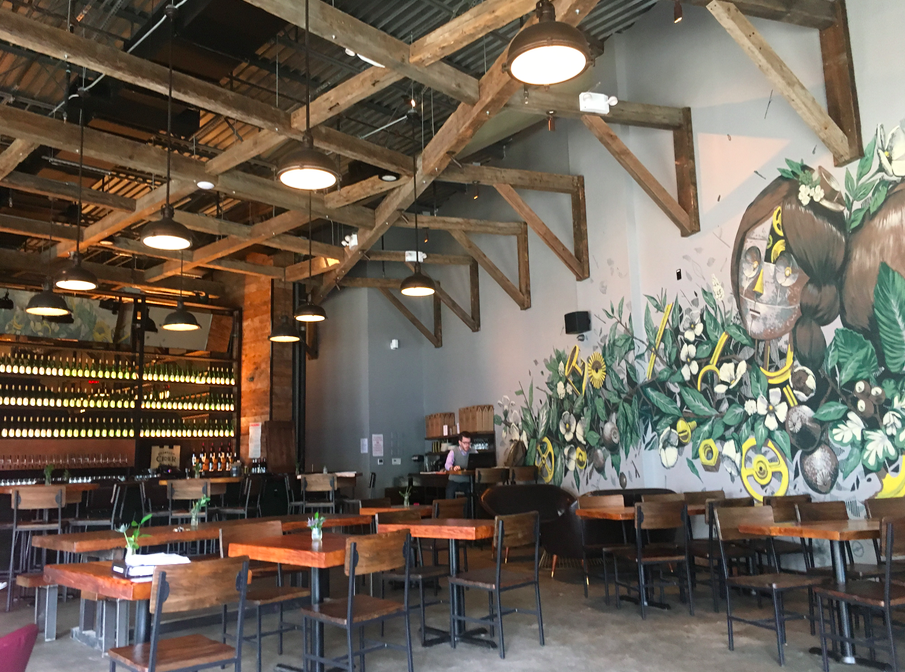 Receive an Apple Education in Bushwick's 12,000-Square-Foot Cider House  — Food and Drink on Bushwick Daily
