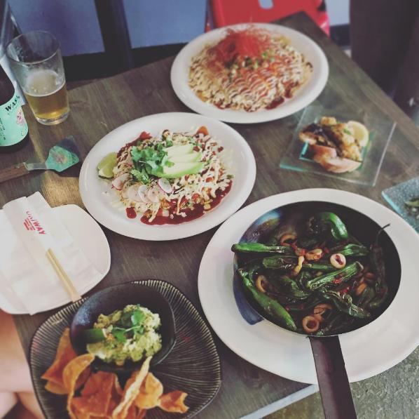Bushwick's Okonomiyaki Spot, Okiway, Closes Abruptly After Nearly Two Years  — Restaurants on Bushwick Daily