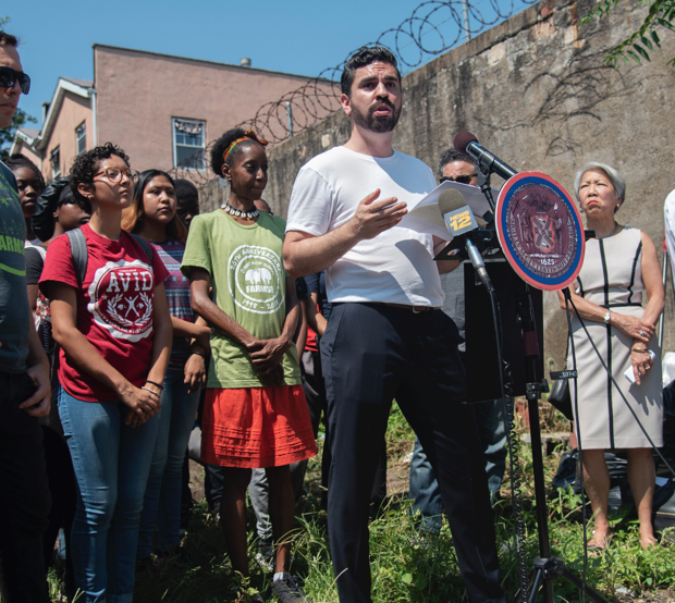 Rafael Espinal Has Launched a Historic Campaign to Become Next Public Advocate of New York City — News on Bushwick Daily