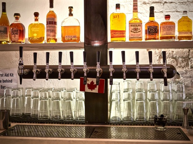 booze away that chill in your bones at upnorth a new canadian bar