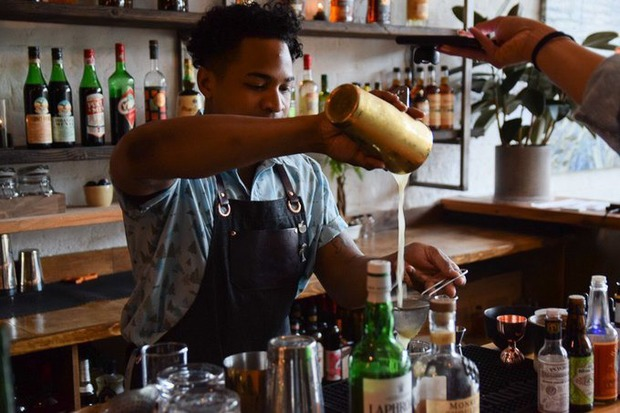 Neighborhood Newcomer Otis Charms in East Williamsburg — Food and Drink on Bushwick Daily