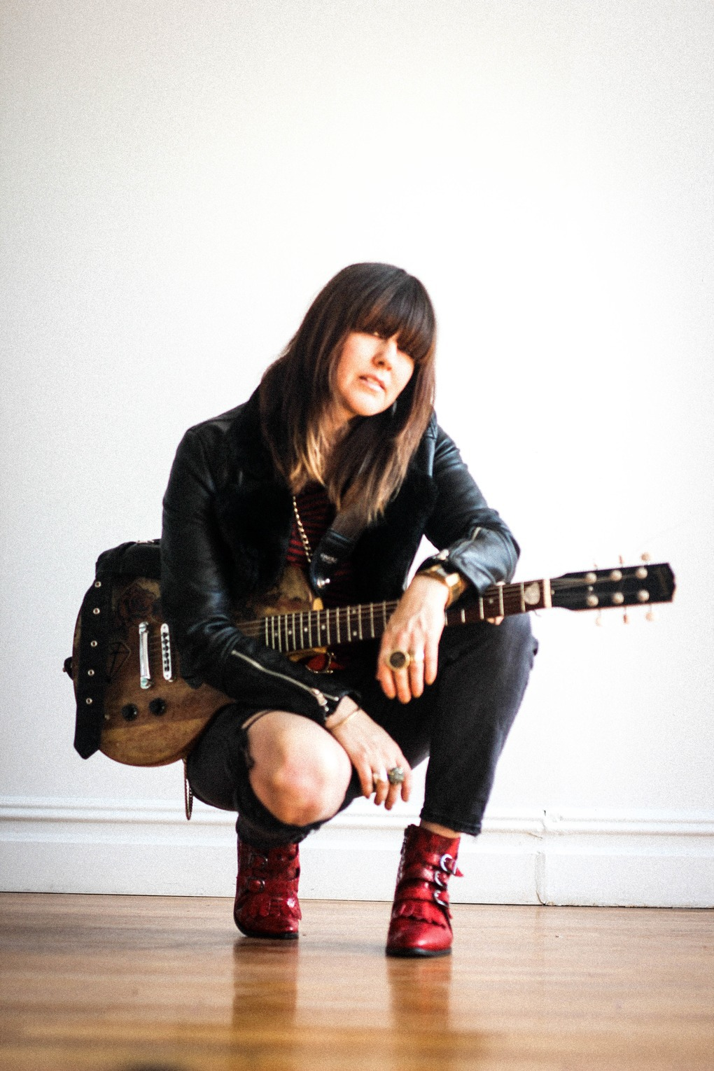 """PREMIERE: Vanessa Silberman Shares """"Out Of The Shadows"""" — Bushwick Bandstand on Bushwick Daily"""