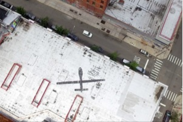 Mysterious Predator Drone Appears Over Four Buildings in Bushwick and East Williamsburg — Community on Bushwick Daily