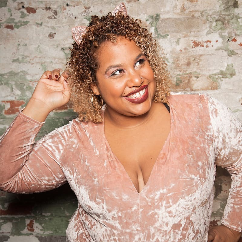 Local Afro-Latinx Comedian Creates Diverse Spaces in Comedy  — People on Bushwick Daily
