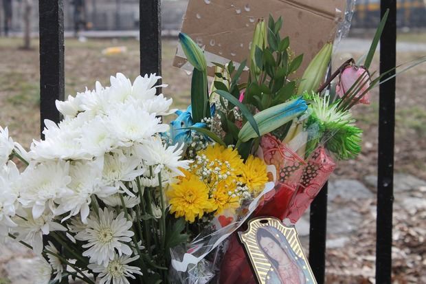 Memorial Marks the Spot Where a Bushwick Teen was Shot Over the Weekend as More Details Emerge — News on Bushwick Daily