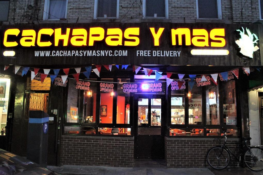 Cachapas Y Mas Se Abre En Ridgewood! — Restaurants on Bushwick Daily