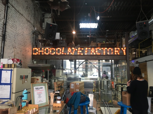 At Fine & Raw Chocolate, a Sweet Treat Is Worth the Wait — Food and Drink on Bushwick Daily
