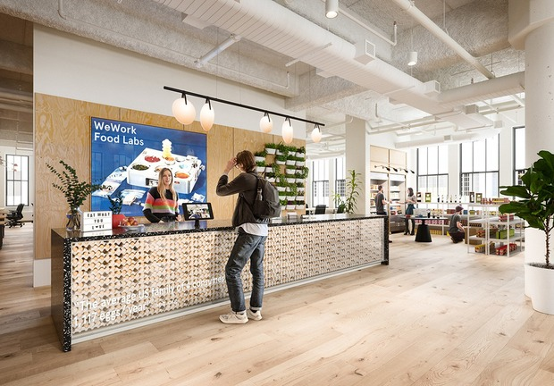 WeWork Food Labs Will Provide Office Space and Subsidized Kitchen Access for Food Startups  — Business on Bushwick Daily