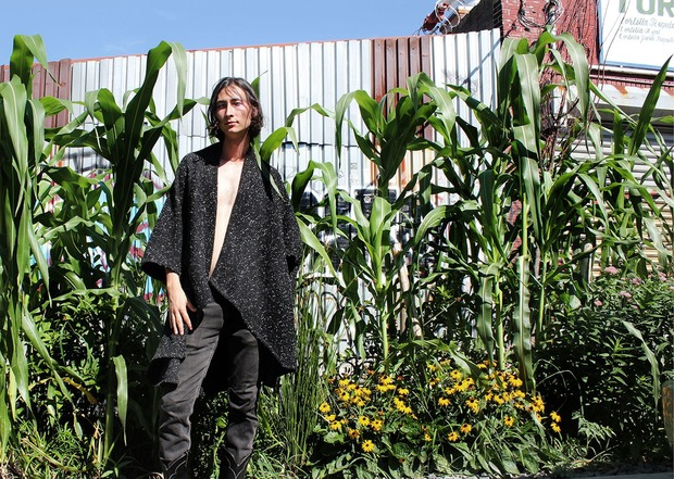 Cloak Yourself in Some Unconventional Bushwick-Made Outerwear As Temperatures Drop — Arts & Culture on Bushwick Daily