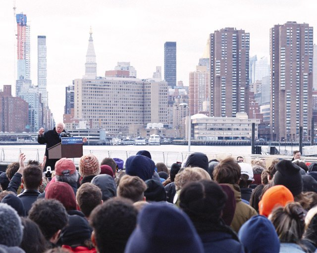 "A ""What If Bernie Won?"" Film Fest Is Coming to East Williamsburg — Arts & Culture on Bushwick Daily"