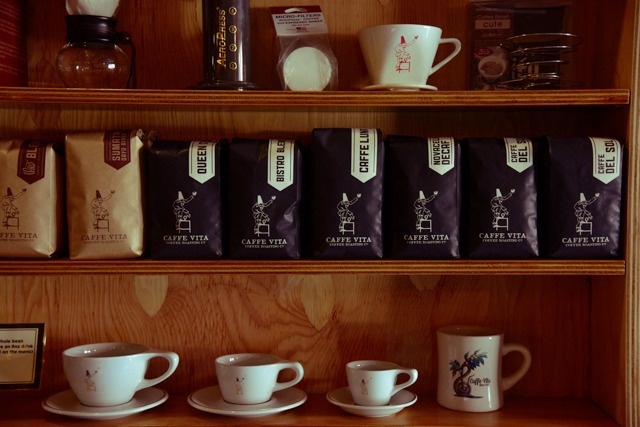 Inside Caffe Vita — East Williamsburg's 'Villain of Coffee' — Coffee on Bushwick Daily