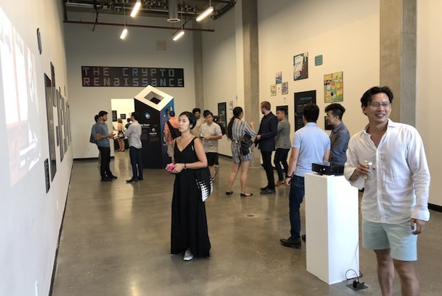 Blockchain Incubator Brings First Annual Exhibition to Bushwick
