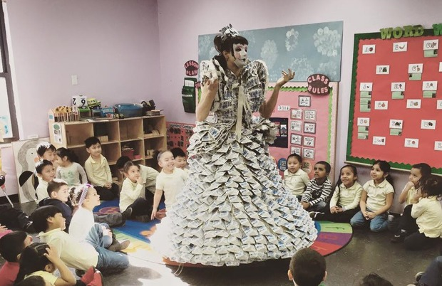 A Viral Bushwick Artist Is Performing For Preschoolers — Arts & Culture on Bushwick Daily