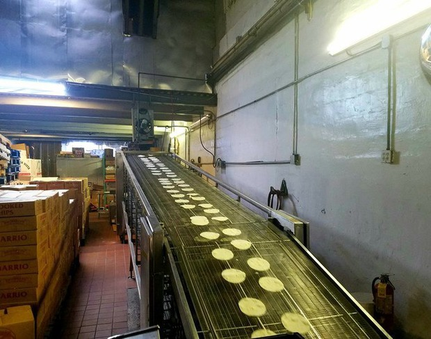 Inside One of Bushwick's Last Remaining Tortilla Factories — Food and Drink on Bushwick Daily