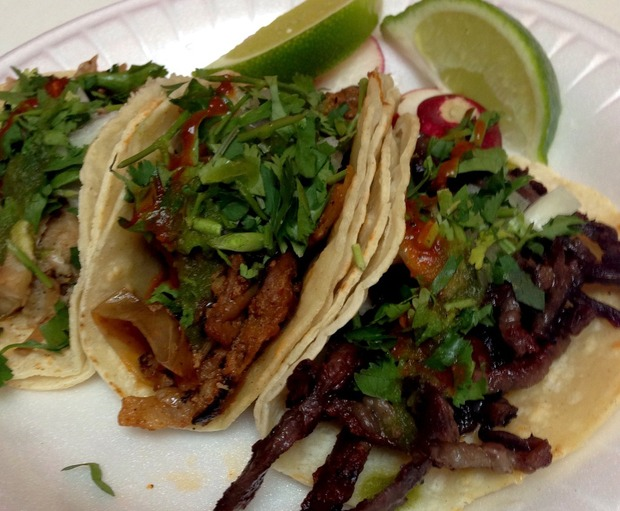 Taco Tour: Taqueria Izucar Packs Tons of Flavor Into Tiny Packages — Food and Drink on Bushwick Daily