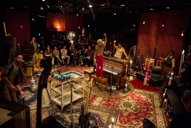 Psychedelic Requiem for the Witchy and Godly 'Animal Wisdom' Now Plays At The Bushwick Starr — Arts & Culture on Bushwick Daily