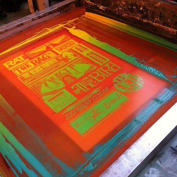 Bushwick Print Lab to Host Free DIY Silkscreen Event Tonight — Community on Bushwick Daily