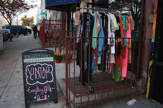 Sweet Discounts Galore: Join Bushwick's Second Vintage Crawl — Fashion and Shopping on Bushwick Daily