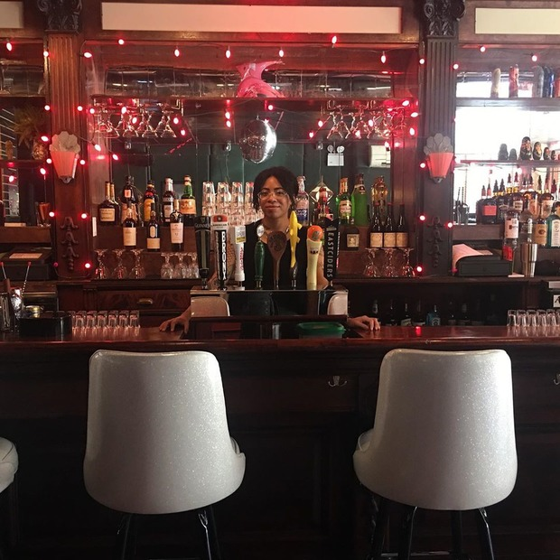 Cocktails for $7 at New Ridgewood Punk Bar, Planet X — Food and Drink on Bushwick Daily