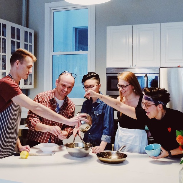 This Queer Kitchen Brings Together the LGBTQ+ Community Through Food — Business on Bushwick Daily