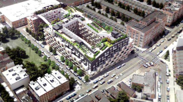 More Affordable Housing Units in Bushwick's Rheingold Brewery Development Are Available  — Real Estate on Bushwick Daily