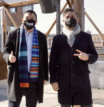 Espinal Teases Yang Endorsement In Mayor's Race — News on Bushwick Daily