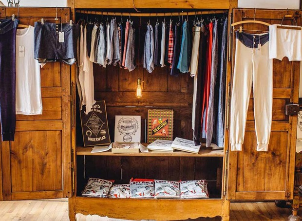 Get 10% Off at Left Field NYC on Classic American-Made Men's Clothing — Fashion and Shopping on Bushwick Daily